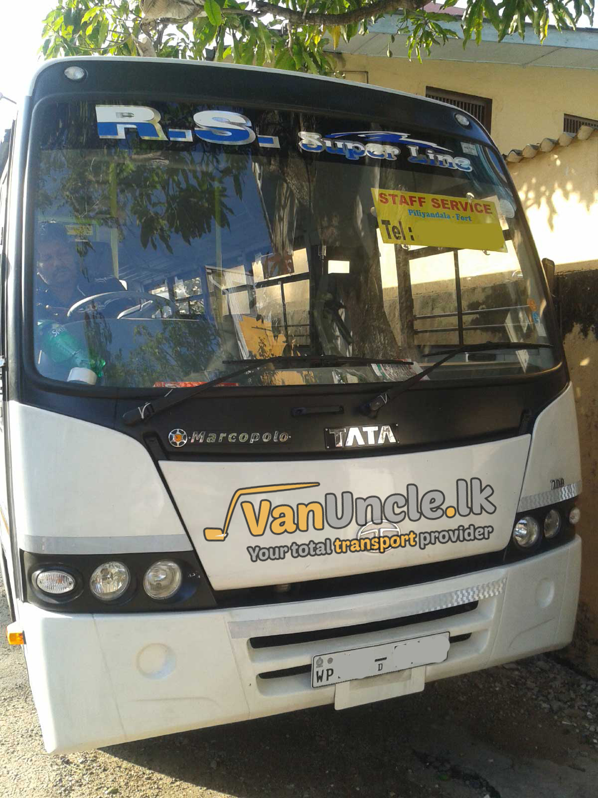 Office Transport from Iwarapola to Townhall