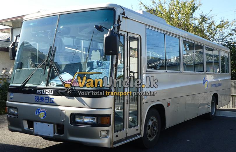 Staff Transport from Dodangoda to Townhall