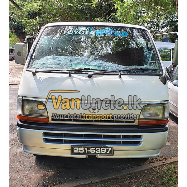 Staff Transport from Radawana to Kolpity