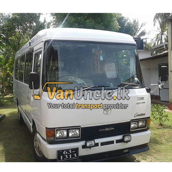 Staff Transport from Horana to Colombo