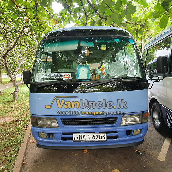 Office Transport from Kahathuduwa to Townhall