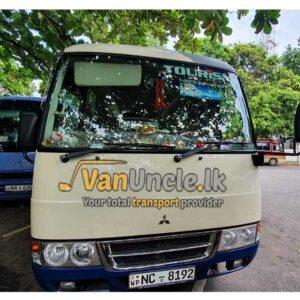 Office Transport from Makumbura to Nawammawatha