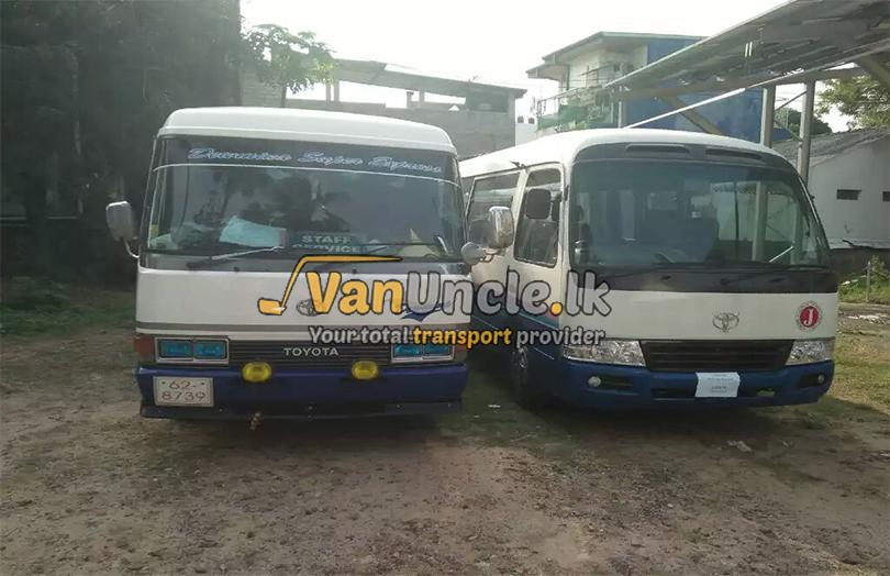 Office Transport from Thalawathugoda to Kollupitiya
