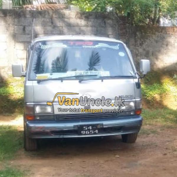 Office Staff Transport from Maththegoda to Kotahena
