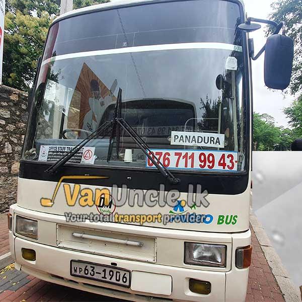 Office Staff Transport from Bandaragama to Torrington