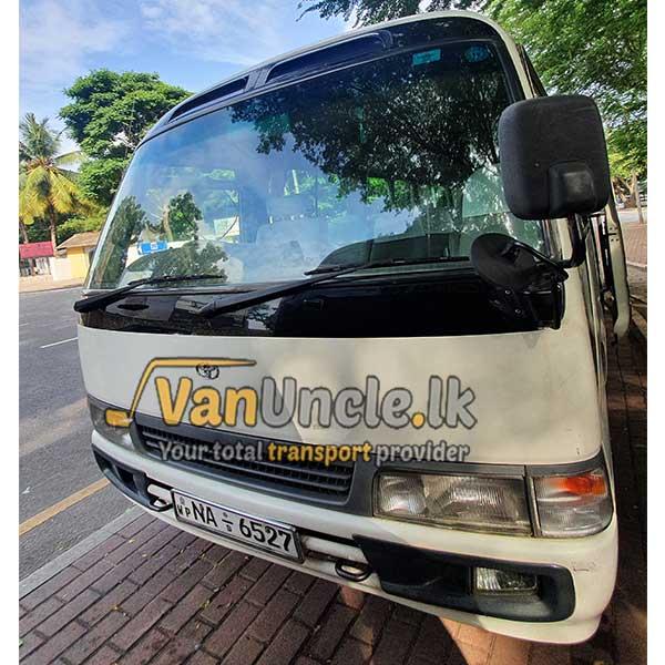 Office Transport from Maththegoda to Jawaththa