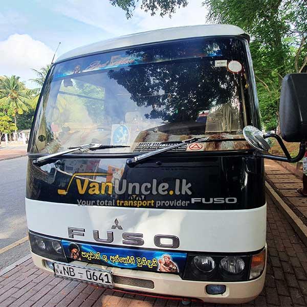 Office Transport from Nattandiya to Wellawatta