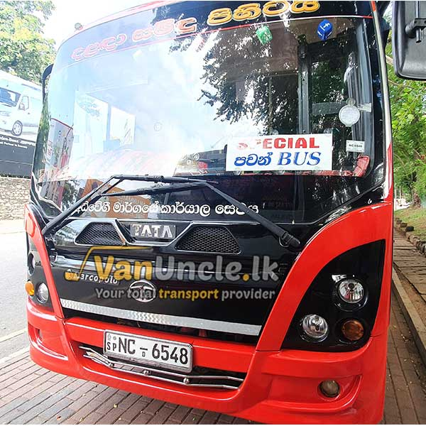 Office Transport from Galle to Colombo