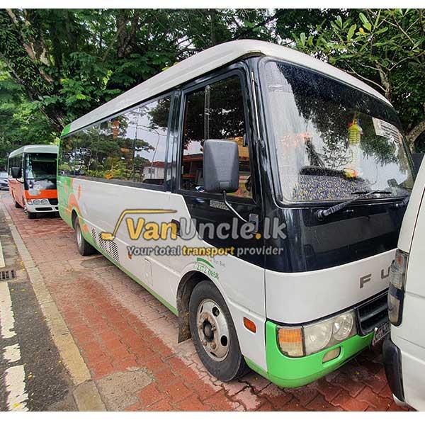 Staff Transport from Millennium City to Bambalapitiya