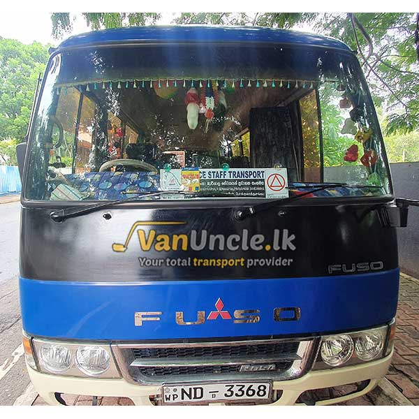 Office Transport from Korathota to Bambalapitiya