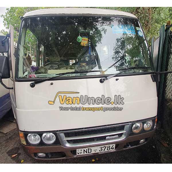 Office Transport from Siyambalape to Torrington