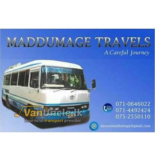 Office Transport from Kalaluthara to Malabe