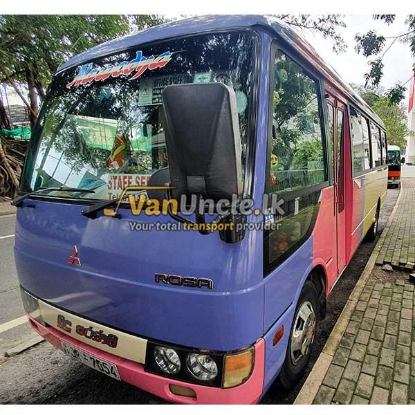Office Transport from Bandaragama to Torrington