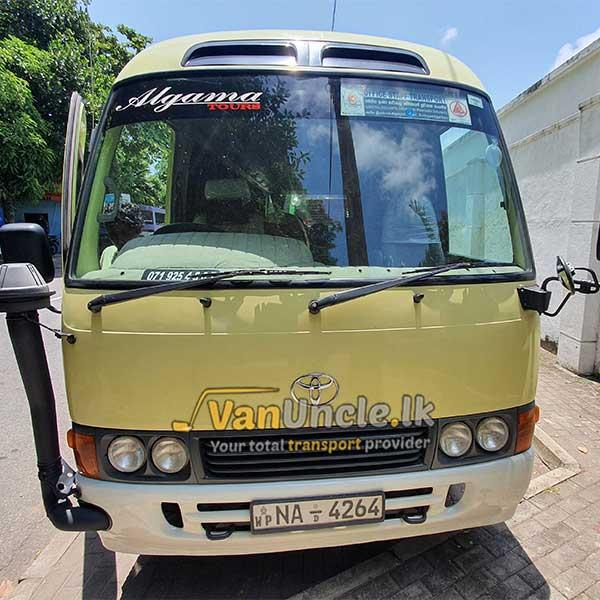 Office Transport from Ranpokunagama to Thimbirigasyaya