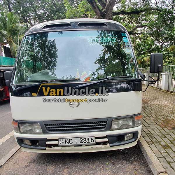 Office Transport from Minuwangoda To Bambalapitiya