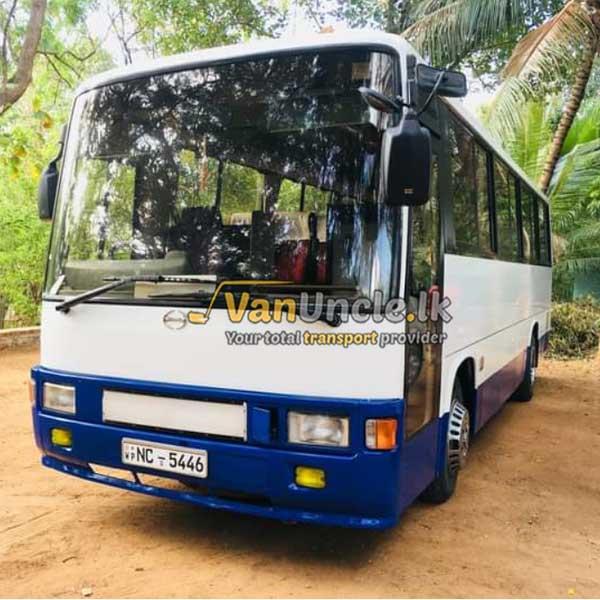 Staff Transport from Wathurugama to Torrington