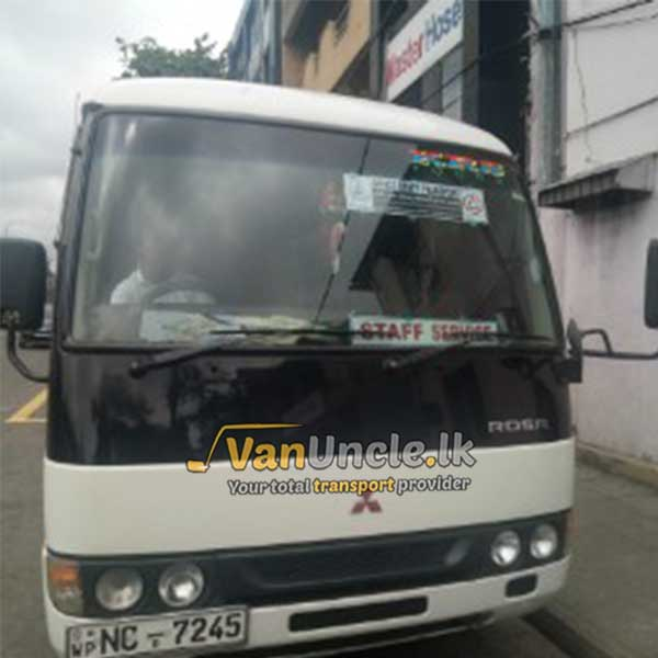 Office Transport from Pasyala to BMICH