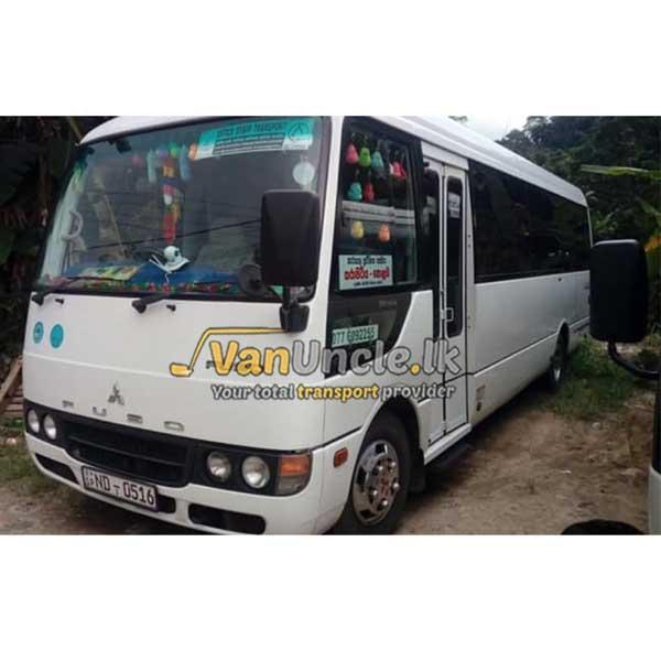 Office Transport from Kottawa to Bambalapitiya