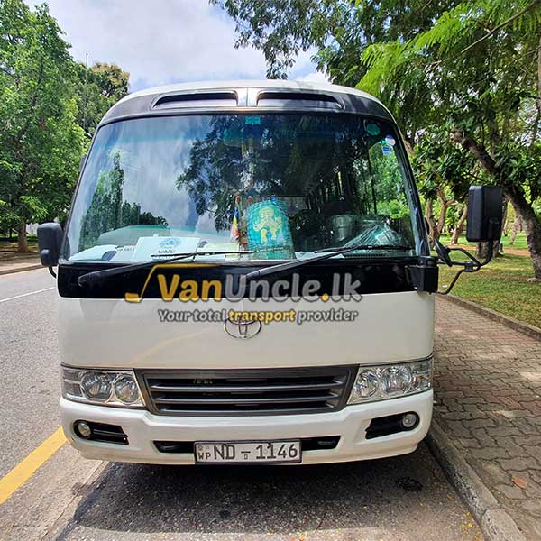 Office Transport from Negombo to Townhall