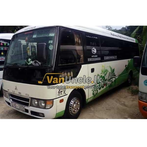 Office Transport from Kaduwela to Lake House
