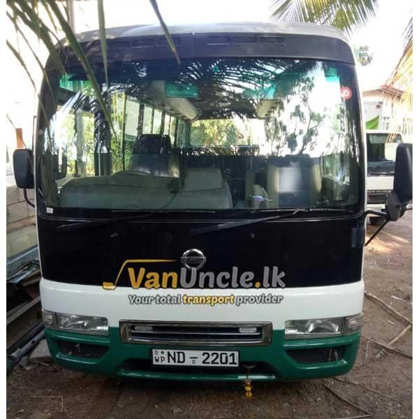 Office Transport from Ganemulla to thimbirigasyaya