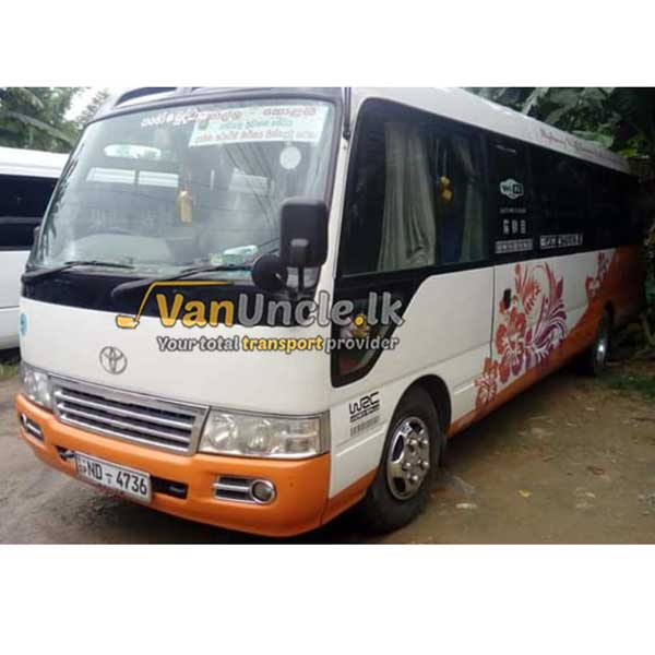 Office Transport from Athurugiriya to Fort