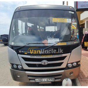School Transport from Rukmalgama to Bambalapitiya