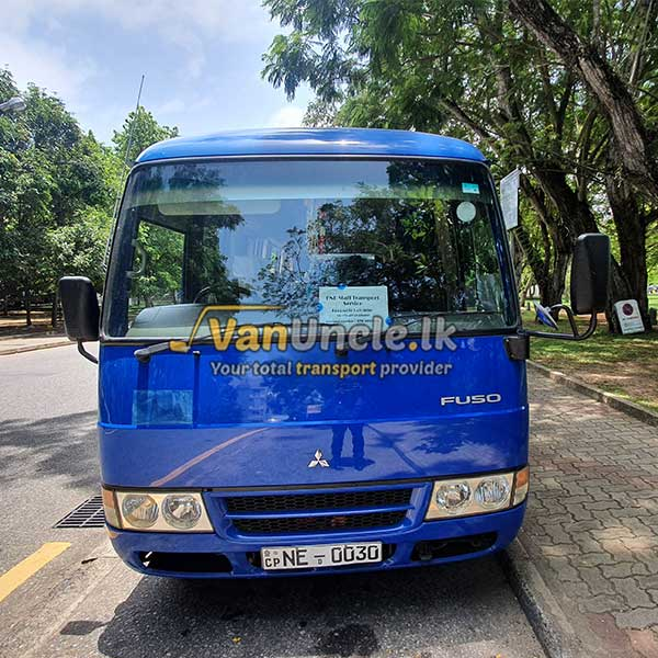 Office Transport from Horana to Fort