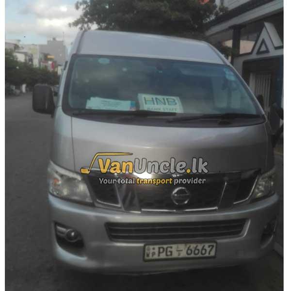 Office Transport from Wadduwa to Borella