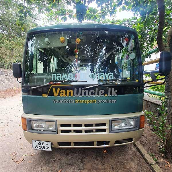Staff Office Transport Service from Enderamulla to Milagiriya
