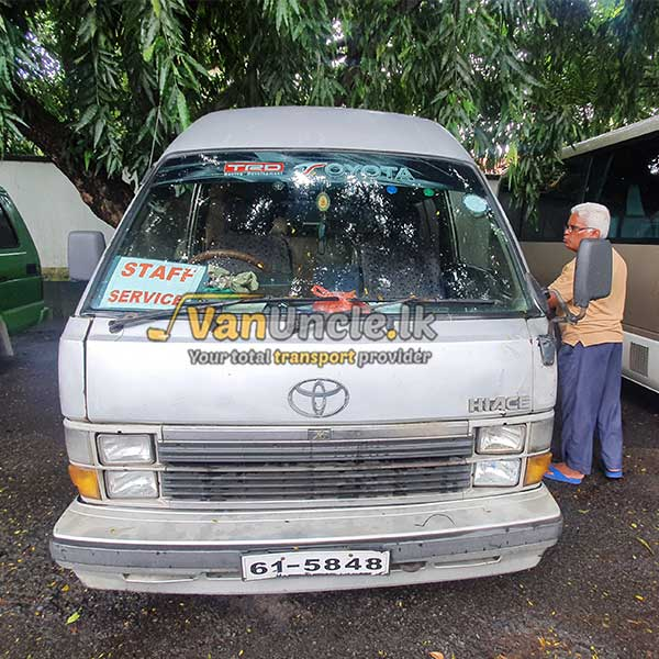 Office Transport from Wekada to Borella