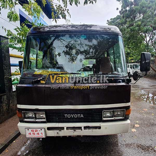 School Transport from Yagoda to Ganemulla