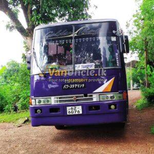 Office Staff Transport Service in Sri Lanka