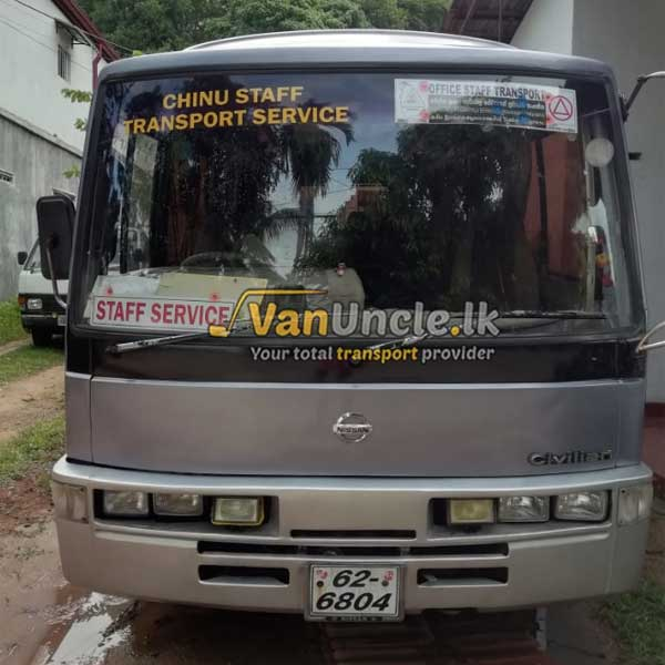 Office Transport from Ragama to Palawaththa