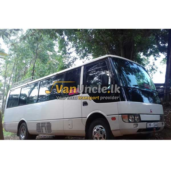 Office Staff Transport Service from Matara to Nuwara Eliya
