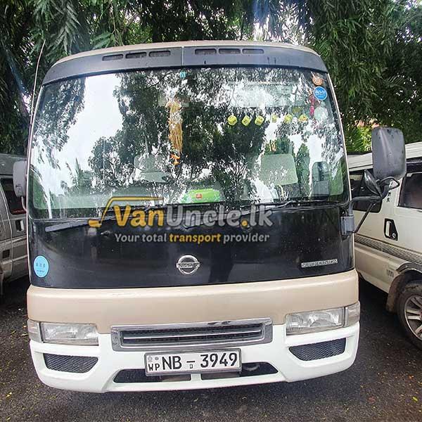 Office Transport Pugoda to Townhall
