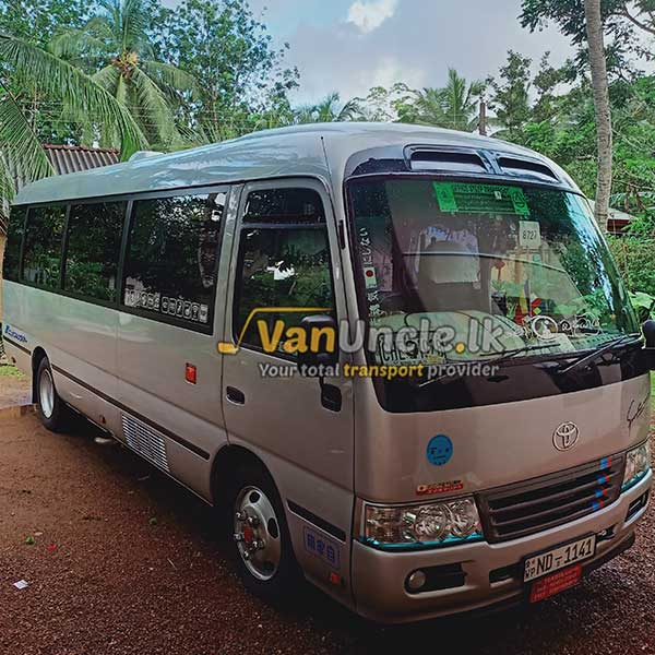 Office Transport Service from Horana to Fort
