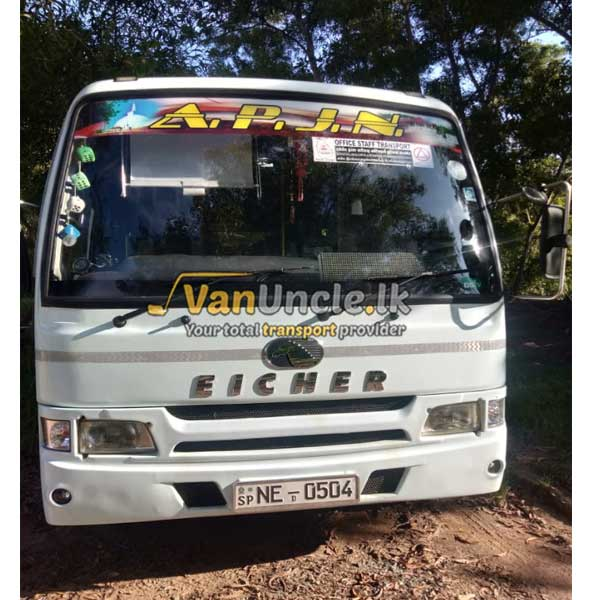 Office Transport from Batapola to Mathara