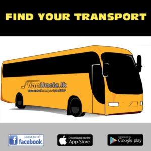 Staff Office Transport Service