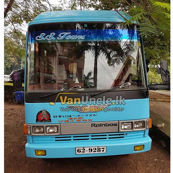 Office Transport from Danowita to Wijerama