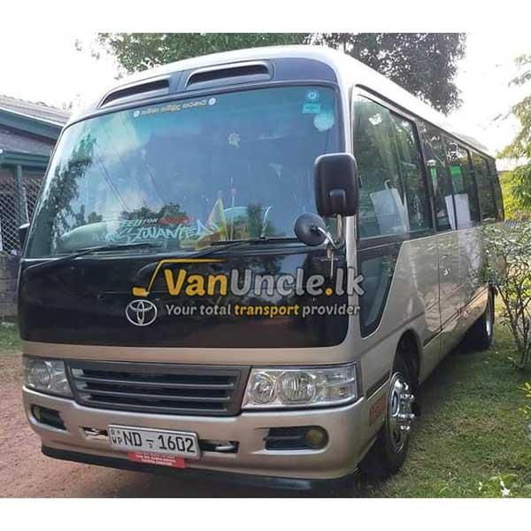Office Transport from Kurunegala to Dehiwala