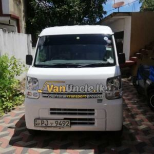 Van for Special Hires from Dehiwala
