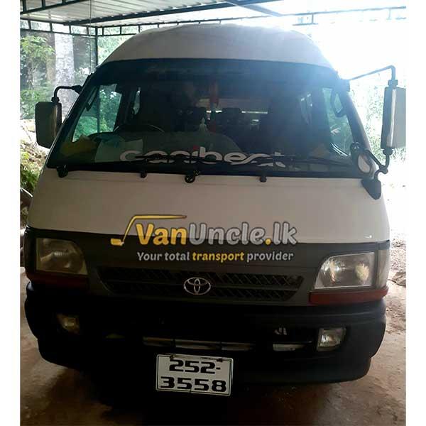School Transport Service from Dodanwaththa to Bandarawela