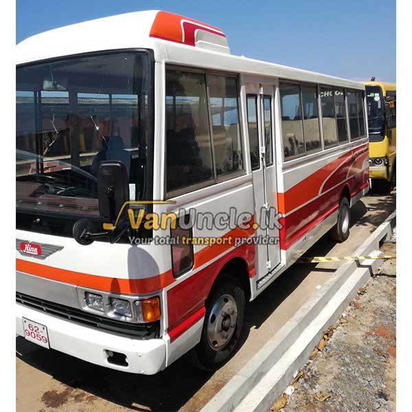 School Service from Dalugama to Kolpity