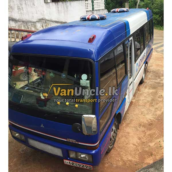 School Transport Service from Gampola to Kandy