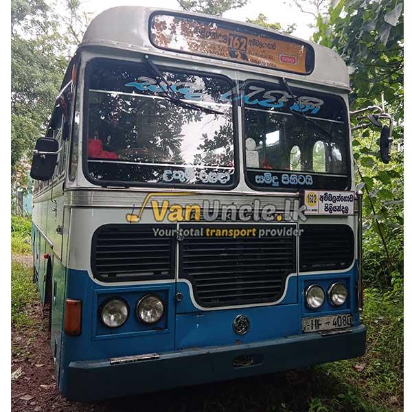 Staff Office Transport Service from Kahathuduwa to Battaramulla