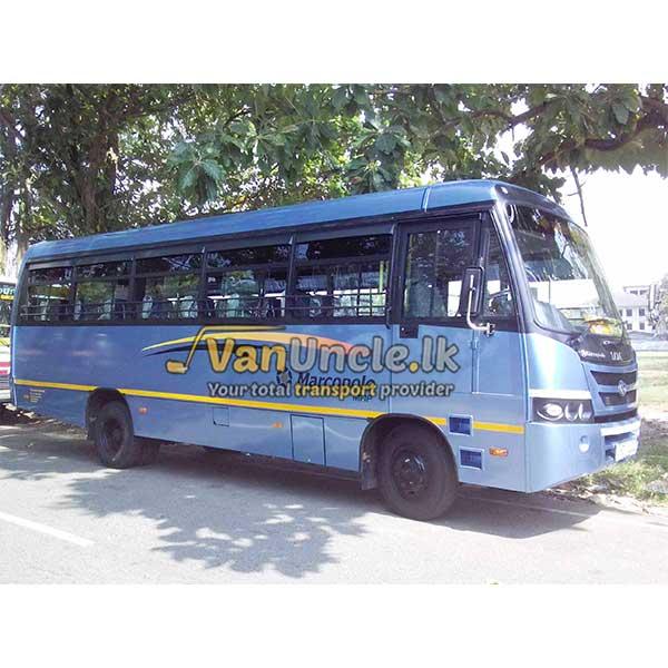 School Service from Mathugama to Panadura