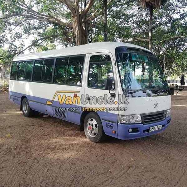 Staff Office Transport Service from Kesbewa to Maradana