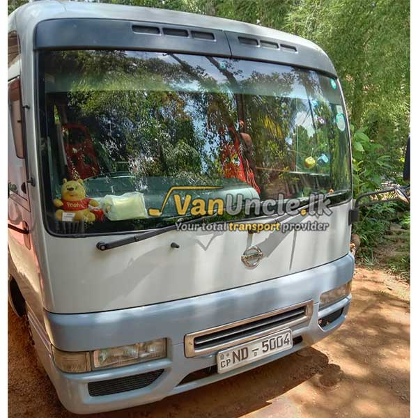School Transport Service from Gampaha to Colombo