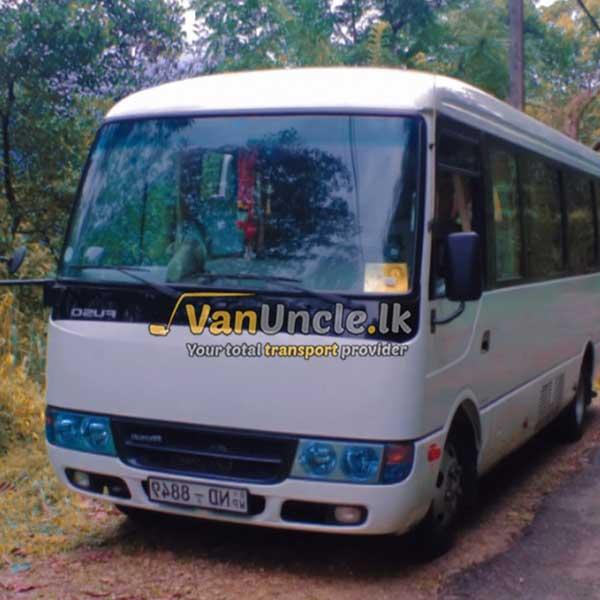 Staff Service from Panadura to Kolpity